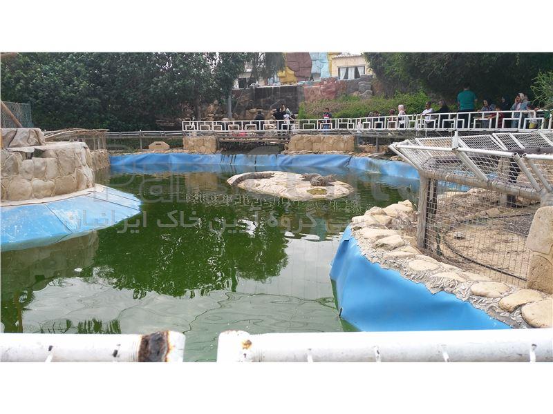 احداث استخر ذخیره آب