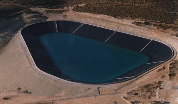 ساخت سدهای ذخیره آب با ژئوممبران